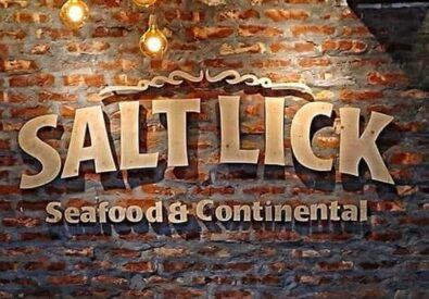 Salt Lick Seafood & Continental
