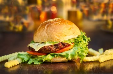 Restaurant-Style Tender And Juicy Steak Burger