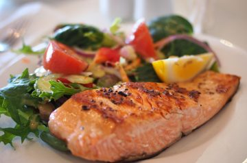 Tasty Yet Healthy-Oven-Baked Salmon
